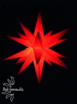 Klassischer Advents- & Weihnachtsstern rot