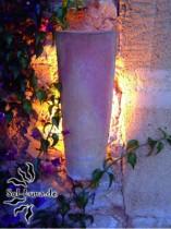 mediterrane Leuchte - Spritzwassergeschützte Elektrik