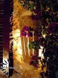 hinterleuchteter mediterraner Ziegel - Spritzwassergeschützte Elektrik