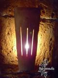 Dachziegellampe